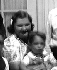 Mom and me 1944
